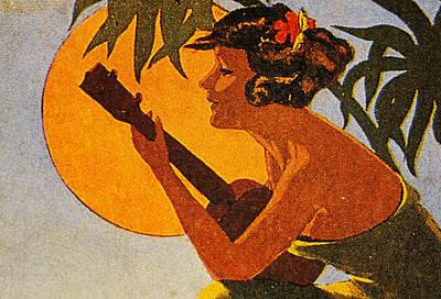 Hawaiian Vintage Art Posters