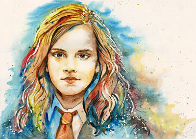 Hermione Granger Paintings Posters