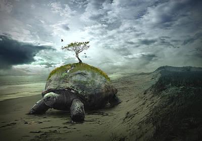 Creation Digital Art Posters