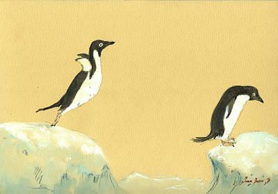 Sea Birds Posters