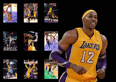 Los Angles Lakers Posters