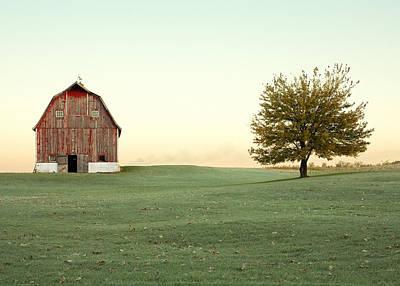 Farming Barns Posters