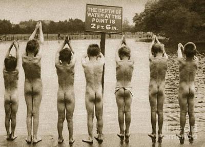 Sea Platform Photographs Posters