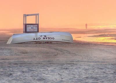 Atlantic Ocean Digital Art Posters