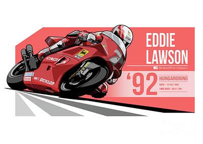 Eddie Lawson Posters