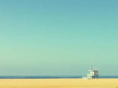 Santa Monica Posters