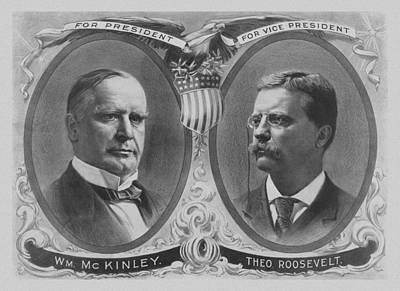 William Mckinley Posters