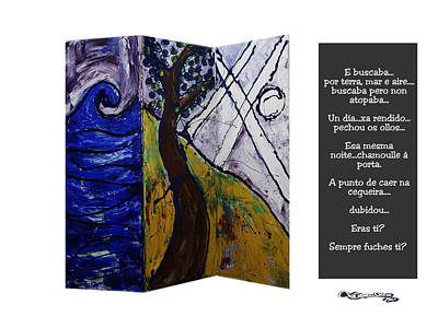 Xoanxo Paintings Posters