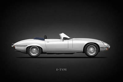 Jaguar Xke Posters