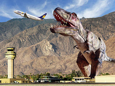 Palm Springs International Airport Posters