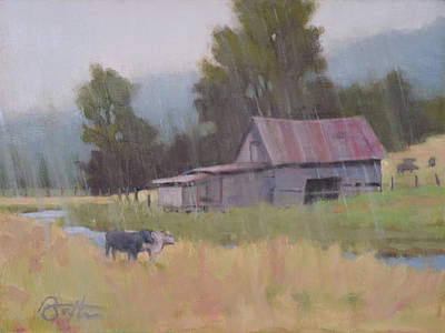 Franklin Farm Paintings Posters