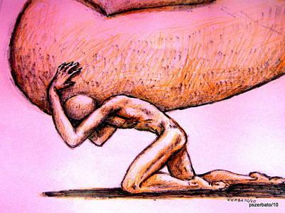 Spiritual Oppression. Symbolism Posters