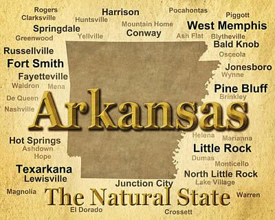 Russellville Arkansas Posters