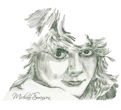 Michael Swanson Drawings Posters