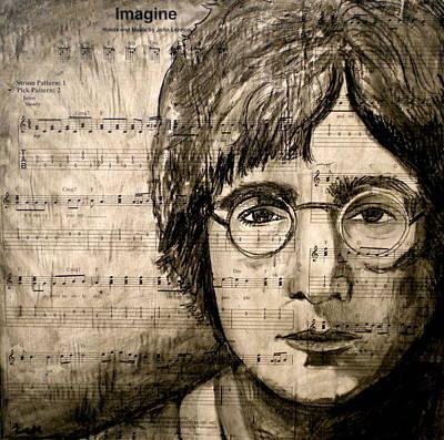 Yoko Drawings Posters