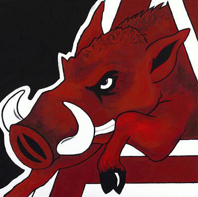 Woo Pig Sooie Paintings Posters