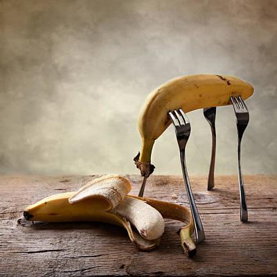 Banana Art Posters