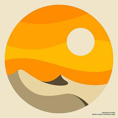 Mesquite Dune Posters