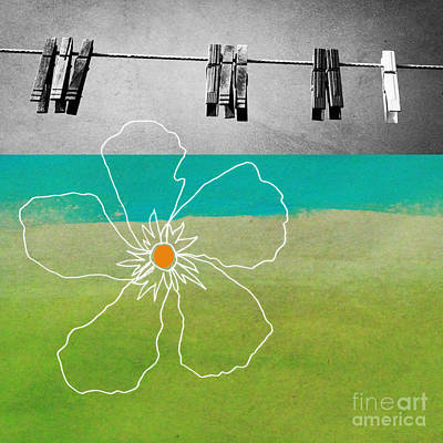 Clothespins Posters
