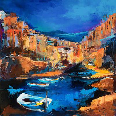Mediterranean Landscape Posters