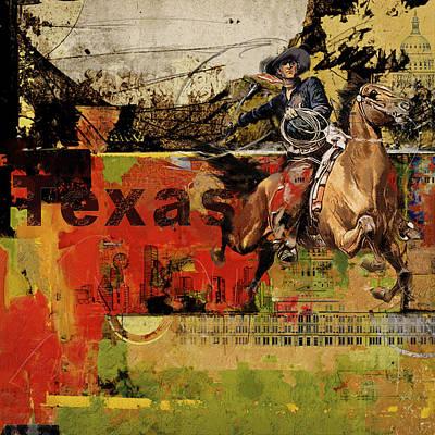 Texas City Ranger Posters
