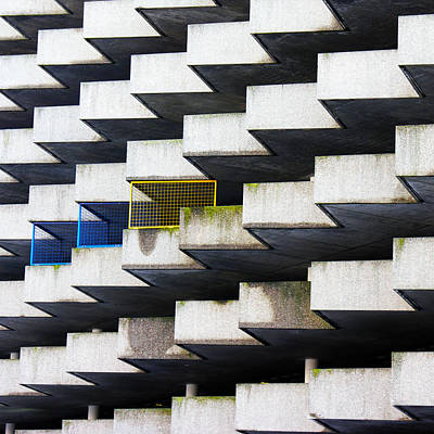 Architectural Abstract Posters