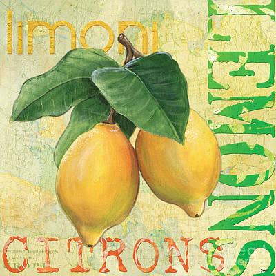 Lemon Posters