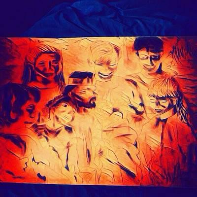 Heaven Drawings Posters