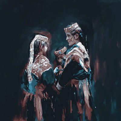 Designs Similar to Painting 784 4 Kailash Women