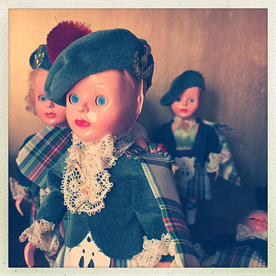 Creepy Doll Posters