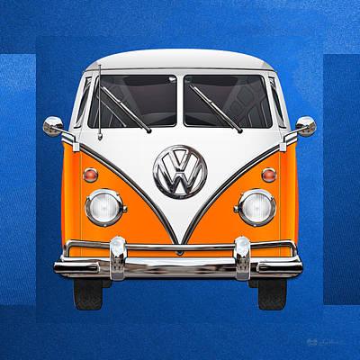 Volkswagen Type 2 Posters