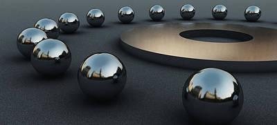 Spheres Posters