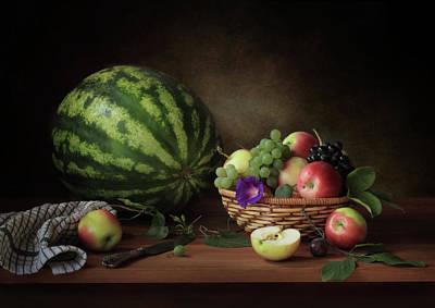 Fruit Basket Posters