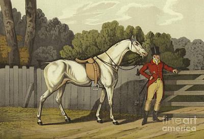Horseback Riding Posters
