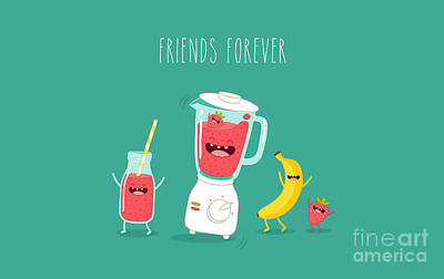 Smoothie Posters