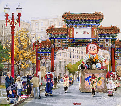 Macy's Parade Posters