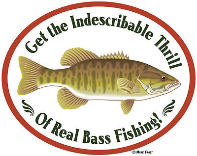 Bass Fishing Posters