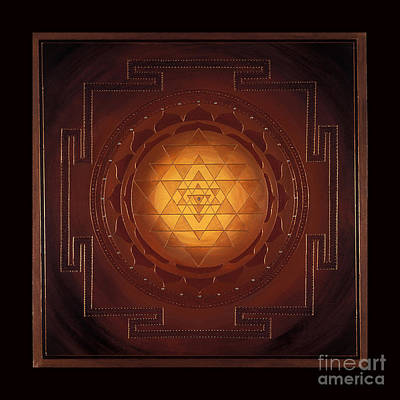 Sacred Geometry Posters