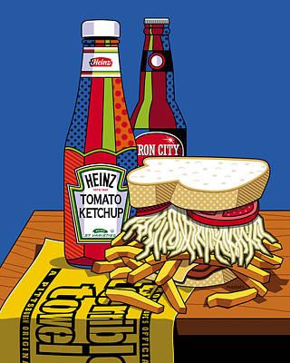 Ketchup Posters