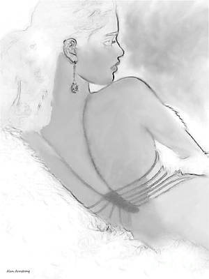 # 2 Anna Beatriz Barros Portrait Poster