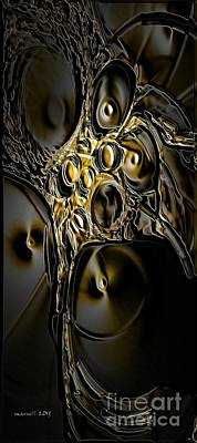 Abstraction190-03-13 Marucii Poster