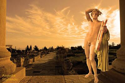 Apollo Sacred Street Poster