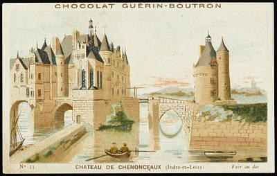 Chateau De Chenonceaux Poster