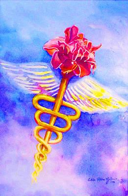 Medical Angel  Poster