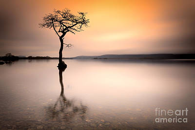Stunning Loch Lomond Sunrise Poster