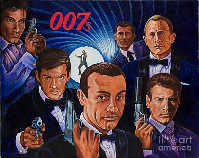 007 Poster by Michael Frank