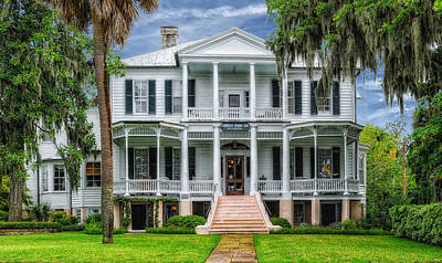 Historic Inn - South Carolina Poster