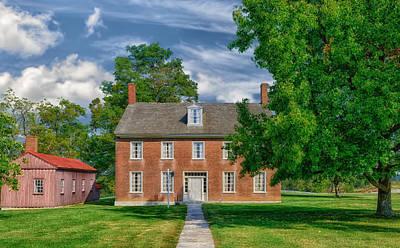 Historic Building - Kentucky Poster