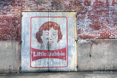 0256 Little Debbie - New Orleans Poster by Steve Sturgill