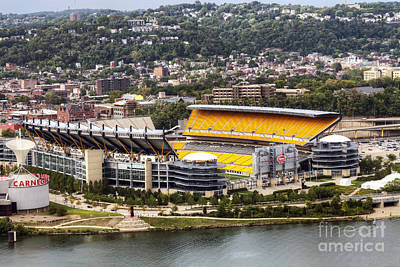 0651 Heinz Field - Pittsburgh Poster